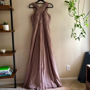 Azazie Kaleigh bridesmaid dress, worn once!